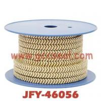 Buy cheap Kevlar packing gPTFE and aramid fiber in Zebra braided packing Product Number: JFY-46056 from wholesalers