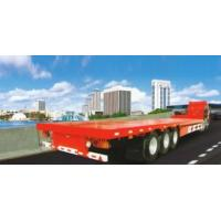 Buy cheap SPECIAL VEHICLE Drop Deck Semi-Trailer from wholesalers