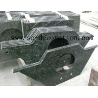 Buy cheap Stainless Steel Sculpture Product Namebrazil butterfly green vanity tops from wholesalers