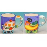 Buy cheap Ceramic Dinnerware Ceramic Mugs (set of 2) from wholesalers