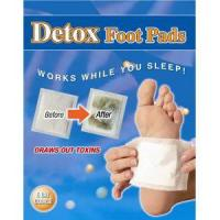 Buy cheap FITNESS  & PERSONAL CARE DETOX FOOT PADS from wholesalers