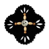 Buy cheap Flowers Flower Applique from wholesalers