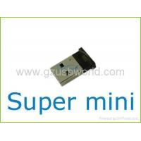 Buy cheap USB Bluetooth dongle Mini USB 100m Bluetooth Dongle adapter from wholesalers