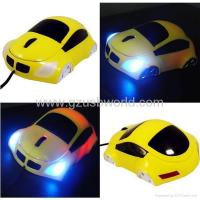 Buy cheap mouse mice USB 3D optical car mouse mice from wholesalers