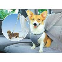 Buy cheap Auto seat cushions dog safety belt from wholesalers