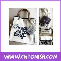 Buy cheap Canvas Shopping bag Canvas bag(CAN-001 ) product