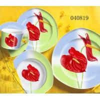 Buy cheap Porcelain Dinner set ZH04081 from wholesalers