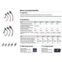 Buy cheap Power Supply Silicon Controlled Rectifier from wholesalers