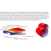 Buy cheap Introduction Application of the Color-Coated Plate from wholesalers