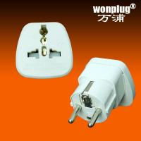 Buy cheap Safe Multi  Adapter GS/EU Plug Adaptor WPS-9 WPS-9 from wholesalers