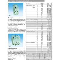 Buy cheap RC Residual Current Circuit Breaker from wholesalers