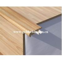 Buy cheap MDF Moulding stair nose Nunber: MDF-16 from wholesalers