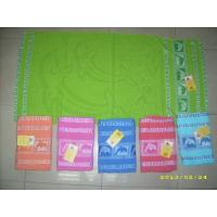 Buy cheap Stock products 116.Yarn dyed jacquard bath towelStyle#:322(click here more detail) from wholesalers