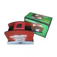 Buy cheap NEW ARRIVE Wooden Decks of Cards Shufflers from wholesalers