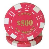 Buy cheap 11.5g poker chips Hot Foil Stamping Poker Chips from wholesalers