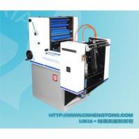 Buy cheap Offset machines and PVC materials HT-Y-1 Offset Printing Press... product
