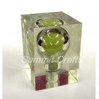 Buy cheap Acrylic Embedments (Glowing cube ) - from wholesalers