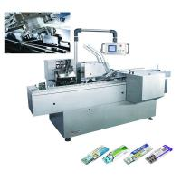 Buy cheap Box Packing Machine DZH-120 Fully-automatic cartoner from wholesalers