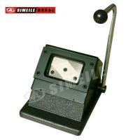 Buy cheap D-016 positioning PVC card die cutter product