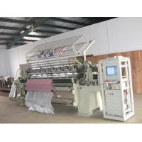 Buy cheap Quilting Products Section RPQ series Multi needle shuttle quilting machinery introduction from wholesalers