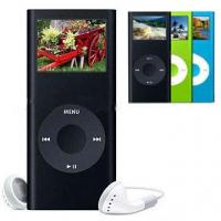 Buy cheap MP4-007 MP4 Player with Built-in FM Tuner and 1.8-inch CSTN Display from wholesalers