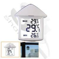 Buy cheap  LCD Clock&weather station THERMOMETER from wholesalers