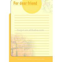 Buy cheap Envelope&Letter pad LG-E03 Letter pad from wholesalers