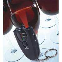 Buy cheap Bag Hanger LED Breath Alcohol Tester With Keychain AD-09 from wholesalers