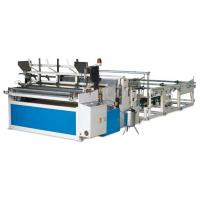Buy cheap YD-E Full Automatic Trimming, Sealing, Embossing and Perforating Rewinder from wholesalers