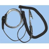 Buy cheap single coiled cord ESD wrist strap Products:WS-401-1008 product