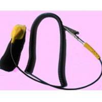 Buy cheap single coiled cord ESD wrist strap Products:WS-204-0408 product