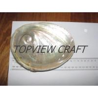 Buy cheap Candle Holder/Stand Greenlip Abalone sea shell from wholesalers