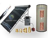 Buy cheap Separate Pressurized Solar Heating System (SKI-SC) from wholesalers