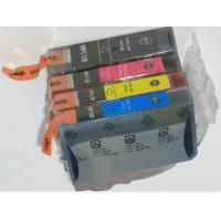 Buy cheap canon Cartridge Canon 3BK/C/M/Y inks Canon 3BK/C/M/Y inks from wholesalers