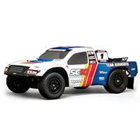 Buy cheap Short Course Trucks AS7034 Team AssociatedSC10 Factory Team 1/10th Scale Short Course Kit from wholesalers