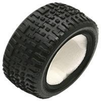 Buy cheap 1/14th 2WD Sets AS21350 Team AssociatedSC18 Off-Road Tyre with Inserts (2) product