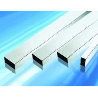 Buy cheap Stainless Steel Tube Flat tubes Flat tubes from wholesalers
