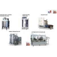 China Turnkey Projects Carbonated drink plant Carbonated drink plant on sale