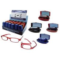 Buy cheap Plastic Reading Glasses With Box 20101 20101 from wholesalers