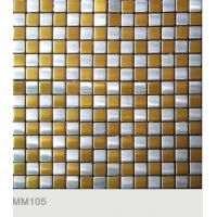 Buy cheap MOSAIC TILE|METALLIC MOSAIC>>MOSAIC TILE>>MM023 from wholesalers