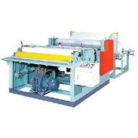 Buy cheap Tissue paper machine ZMJ-Z-J Point-to-point Embossed Perforated Rewinder from wholesalers