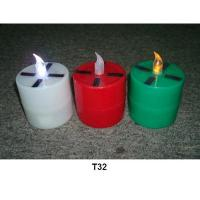 Buy cheap Solar Light SB-T32,SB-T32A Solar Wax Candle Lamp from wholesalers