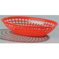 Buy cheap All Categories Carlisle Oval Weavewear Bun Basket - Red from wholesalers