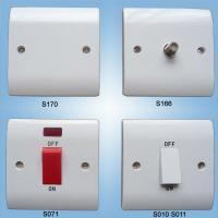 Buy cheap Wall Switch Satellite Socket Switch and Blank Plate from wholesalers