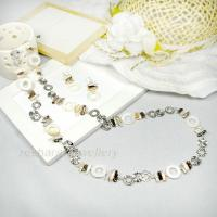 Buy cheap Fashion Jewelry Baroque Pearl/Shell ... SE0001 from wholesalers