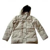 Buy cheap Apparel & Textile Down Jacket Model Number: WS-037 product