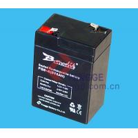 Buy cheap UPS Battery 6V-4.5AH from wholesalers