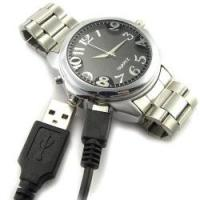 Buy cheap Hidden Camera 4GB Spy Watch DVR Video Recorder CCTV Camera from wholesalers