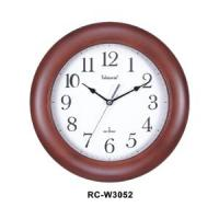 Buy cheap RADIO CONTROLLED Product NameRADIO CONTROLLED WOODEN WALL CLOCK from wholesalers
