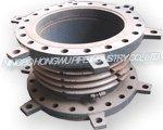 Buy cheap Bellows Expansion Joints Series Corrugated... NameCorrugated Expansion Joint with Outer Reinforcing Ring from wholesalers